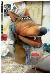 cabezalobo 211x308 - Marionetas