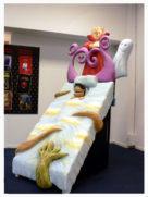 cama del miedosalondellibro 136x181 - Exposiciones
