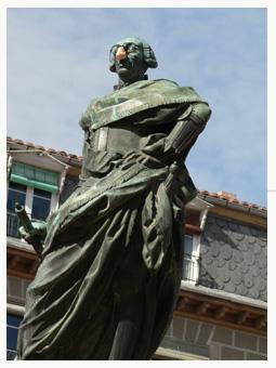 carlosiii - Carnaval. Fachada Ayuntamiento de Burgos