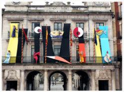 carnaval 2011 1 249x186 - Carnaval. Fachada Ayuntamiento de Burgos