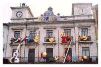 carnaval2002 204x135 - Carnaval. Fachada Ayuntamiento de Burgos
