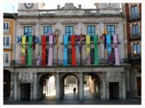carnaval2008 1 206x154 - Carnaval. Fachada Ayuntamiento de Burgos