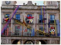 carnaval2010 1 206x154 - Carnaval. Fachada Ayuntamiento de Burgos
