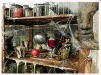cocinabruja3 206x154 - Exposiciones