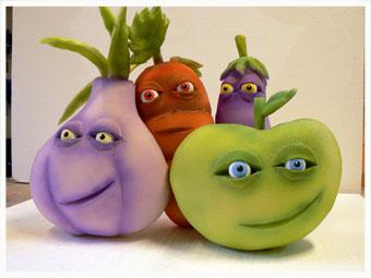 frutas - Escenografías y Atrezzo