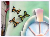 mariposas 206x155 - Escenografías y Atrezzo