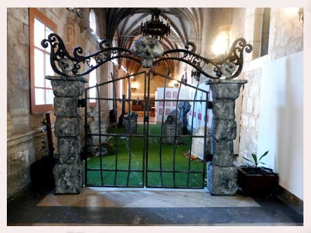 puerta de entrada - Exposiciones