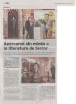 reseña prensa taller guirigay 5 e1537612647963 156x212 - Prensa