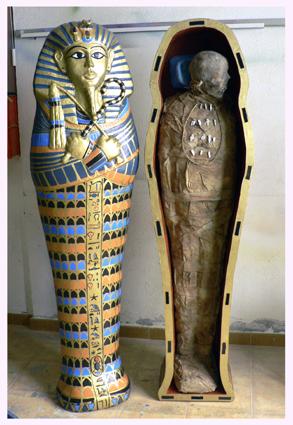 sarcofagotutankamon1 - Figuras