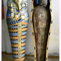 sarcofagotutankamon11 208x208 - Ficticios publicitarios: Objetos y alimentos. Naturales y gigantes