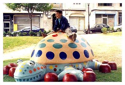 tortuga - Parque de Mero El Jardinero