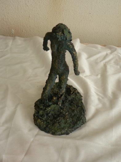 P1090588 e1538559756175 393x525 - Obra Propia (Escultura), objetos decorativos.
